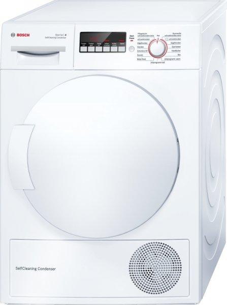 BOSCH WTW 83260 Kondensationstrockner mit Wärmepumpentechnologie (7 kg, A++) für 495€ statt 713€ @MediaMarkt