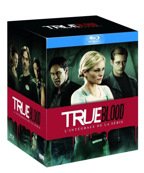 True Blood Komplettbox Staffel 1-7 [Blu-ray] OT für 50,14€ bei Amazon.fr