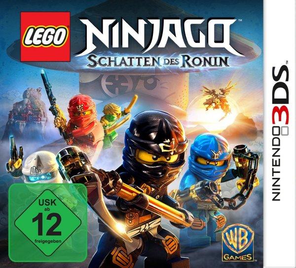 LEGO Ninjago: Schatten des Ronin [Nintendo 3DS] für 15€ bei Media Markt