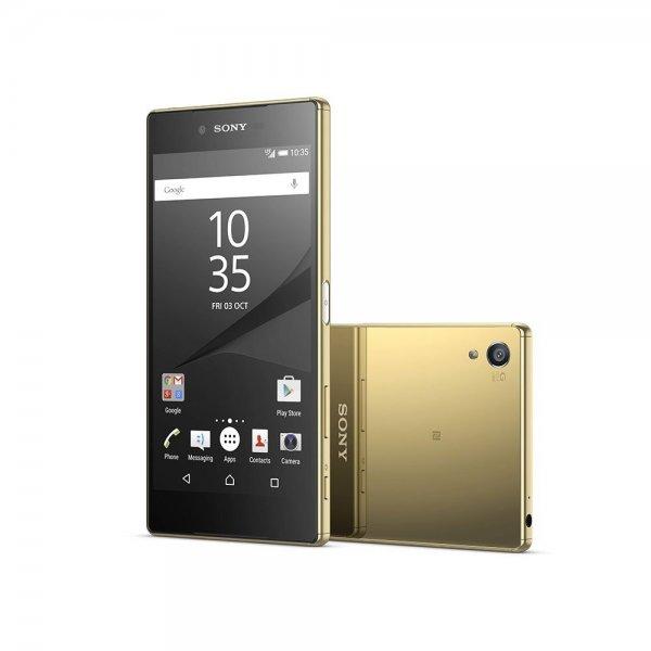 "Sony Xperia Z5 Premium Dual - 5,5"" (4K), Dual Sim & LTE, Snapdragon 810, 3GB Ram, 32 GB Speicher, 23 MP Kamera, IP65 + IP68, Android™ 5.1 für 699,83€ bei Amazon.fr"