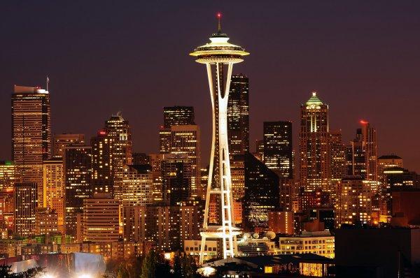 Flüge nach Seattle zur Hauptreisezeit (April bis Juli) ab 475€