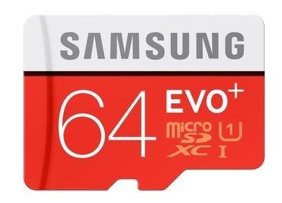 Samsung EVO Plus 64GB microSDXC für 19,94€ bei MyMemory