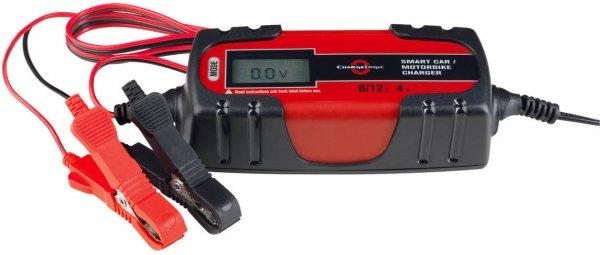 KFZ-Batterieladegerät mit LC-Display MEDION® (MD 15442)