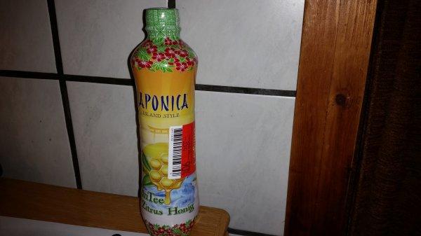 Japonica Island Style - Grün Tee Zitrus Honig 0.04 € anstatt 0.44 € / 90 % Billiger Kaufland (Lokal?)