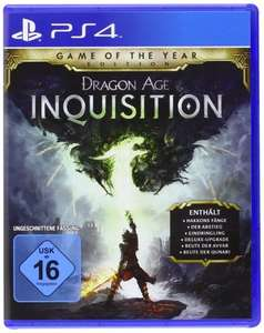 [PS4/XboxOne] Dragon Age Inquisition: Game of the Year für 30,50 € @ Shopto.net (UK-Import)