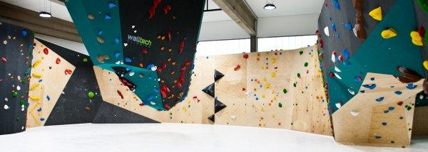 """[Würzburg] kostenloser Eintritt in die neue Boulder-Halle """"Rock Inn"""""""