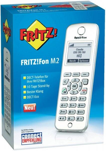 AVM FRITZ!Fon M2  34,99 € voelkner.de (idealo 42,49 €)