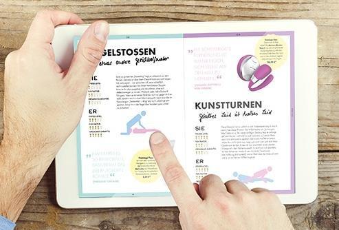 """2 kostenlose Sex-Ratgeber als eBooks: """"lustvoller Nahkampf"""" und """"Step by Step zum Sexsymbol"""""""