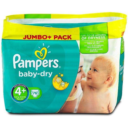 [Rossmann] Pampers Jumbo+ Pack für 11,69 € [ab 11.01.2016 Offline]
