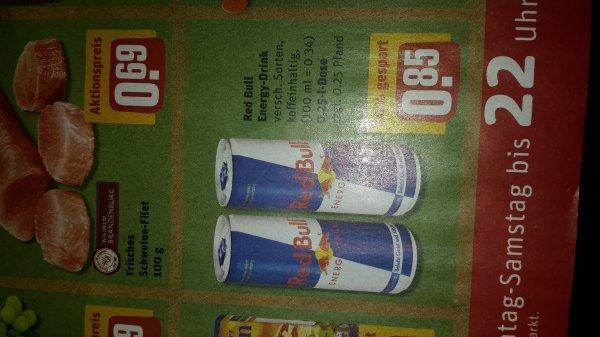 Red Bull, Rewe Deutschlandweit