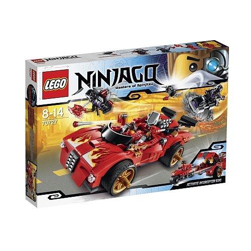 LEGO Ninjago - 70727 X-1 Ninja Supercar wieder bei Toys R Us zu haben und C3 PO für 3,99 jetzt mehrfach bestellbar