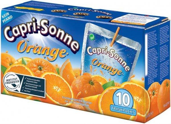[Kaufland Filiale (11.01-16.01.16)] Capri Sonne ( 10 x 0,2l Packung )