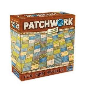 Patchwork (Brettspiel, Gesellschaftsspiel, 2-Spieler, Buch.de)