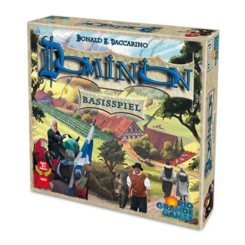 Dominion Basisspiel (Brettspiel, Gesellschaftsspiel, Buch.de)