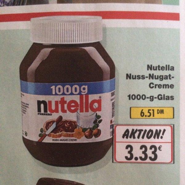 Nutella 1000 g