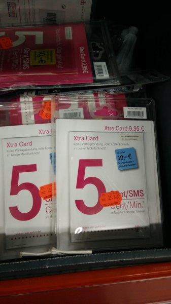 kaufland Köln ehrenfeld 10 Euro T-Mobile prepaid card für 2.49