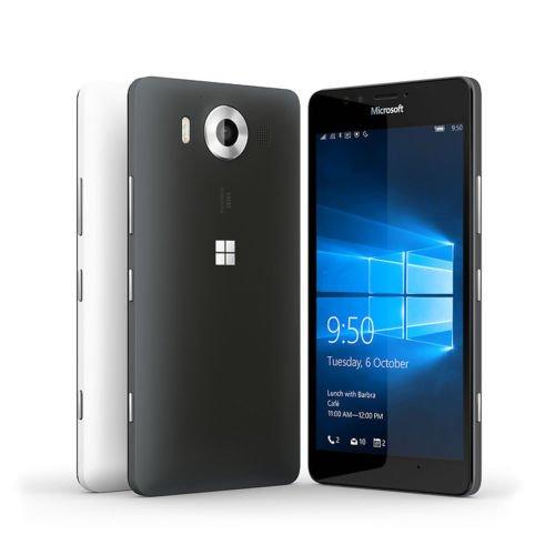 Microsoft Lumia 950 Black Ohne Simlock !!! AKTIONPREIS !!!