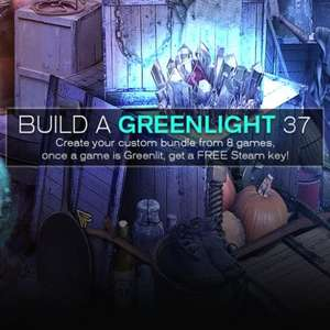 [STEAM?] Build a Greenlight Bundle 37 @ Groupees