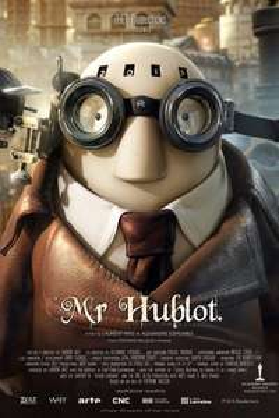 Mr Hublot (2014 mit dem Oscar als Bester animierter Kurzfilm gekürt) gratis als Stream