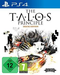[Lokal] The Talos Principle - Deluxe Edition PS4 - MM I Karlsruhe
