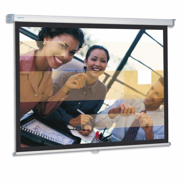 @Amazon: Projecta 200 MWS SlimScreen Rolle Leinwand 16:9 für 53,04€ / Idealo ab 144,70€