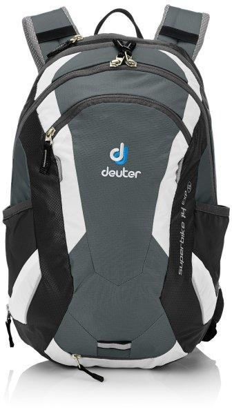 @Amazon: Deuter Damen Rucksack Superbike 14 EXP SL granite-black für 44,34€ / Turquoise-Midnight für 46,86€ / Idealo ab 71,94€