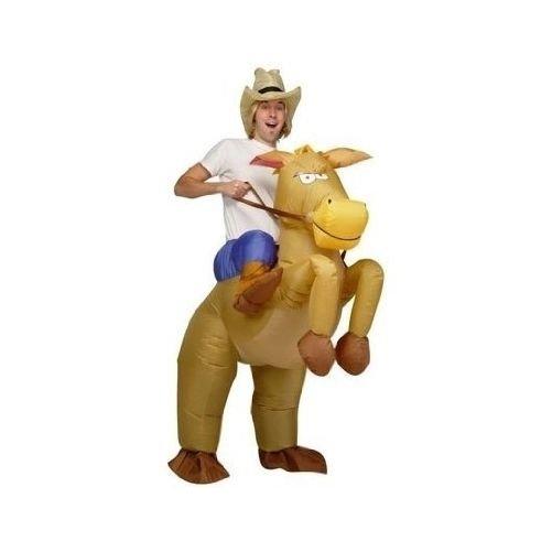 [Ebay] Faschingskostüm Cowboy mit Pferd für 23,49 Euro.