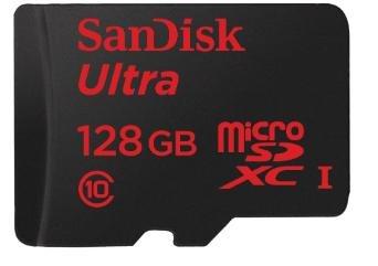 Sandisk Ultra microSDXC 128 GB für 34€ bei Saturn