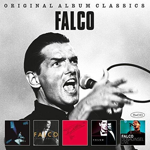 ( wieder verfügbar) Amazon Prime : CD Falco - Original Album Classics 5 er Box-Set - Nur 9,99 € Inklusive kostenloser MP3-Version dieses Albums