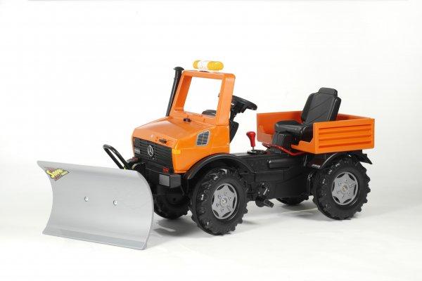 Rolly Toys Unimog Kommunal orange mit Snow Master; 197,52€ + VSK@bartz-klein-shop.de