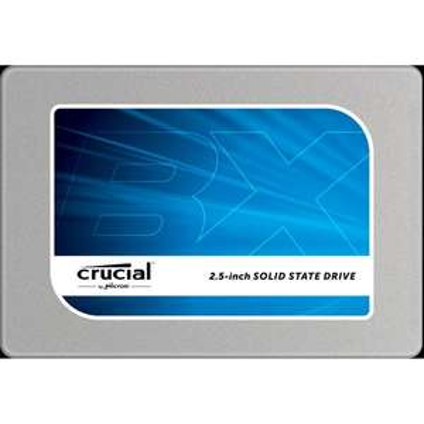 CRUCIAL CT500BX100SSD1 BX100 500 GB 2.5 Zoll intern @Ebay WOW/Media Markt für 129€