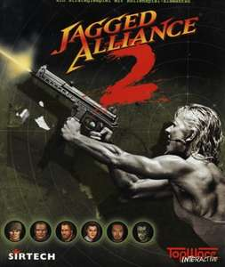 [DRM-Frei | PC] Jagged Alliance Klassiker ab 1,69€