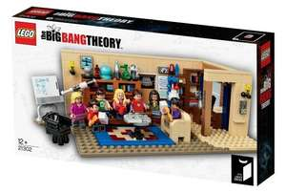 AUSVERKAUFT [Galeria Kaufhof] LEGO The Big Bang Theory 21302 - wieder verfügbar als Sonntagsangebot
