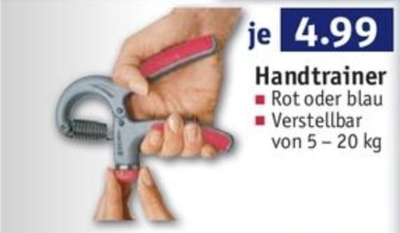 (ROSSMANN OFFLINE) Handtrainer 5-20KG