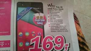 lokal Telepoint Wiko Pulp 3 G