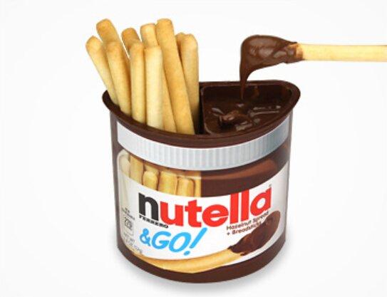 [Reebate] Nutella & Go mit 1 Cent Gewinn