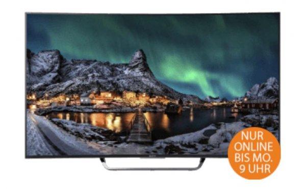 [saturn.de] Sony 4K-Fernseher KD-55S8005 für 1106€, PVG: 1418,99€
