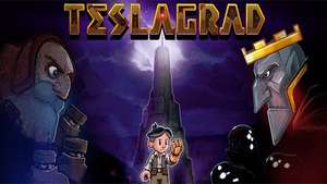 Teslagrad Vollversion PSN Crossbuy kostenfrei