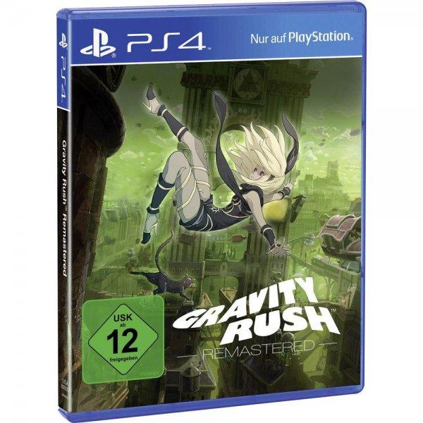 [conrad.de] Gravity Rush Remastered PS4 für 24,44€ inkl.Versand Vorbestellen ( bei Bezahlung mit Sofortüberweisung, PVG: ~32€ )