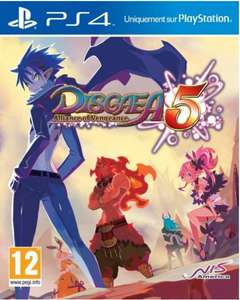 [amazon.fr] Disgaea 5: Alliance of Vengeance für 35,84€, PVG: 51,93€