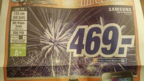 "[lokal Mainaschaff] Samsung UE50J5150 50"" TV"