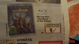 Guardian of the galaxy Bluray
