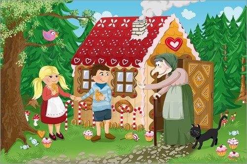 1Live Krimi Hörspiel - Die Wahrheit über Hänsel und Gretel