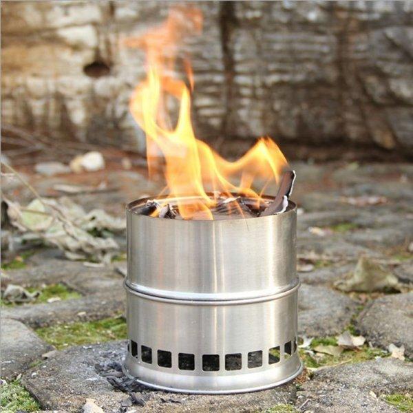 [ebay.de|CN] Holzvergaser / Hobo / Kocher für 14,50€