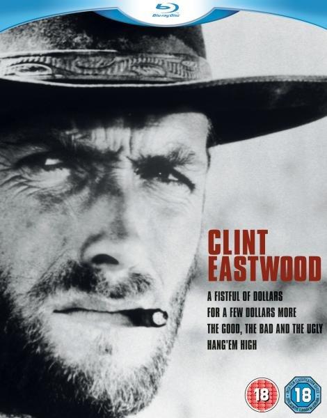 Clint Eastwood Collection Blu-ray für 12,25 € @ zavvi.de [1% qipu mögl.]