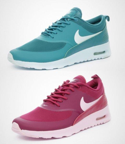 [OfficeLondon] Nike Air Max Thea - Damen - Pink / Grün für 60,- € inkl. Versand