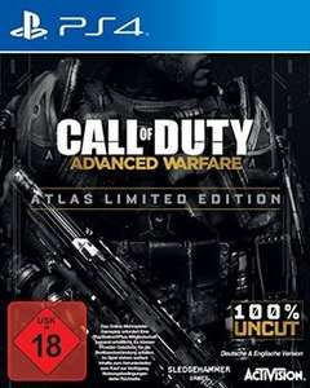 Call of Duty: Advanced Warfare - Atlas Limited Edition- für PS4 für 34,99 € Inkl. VK