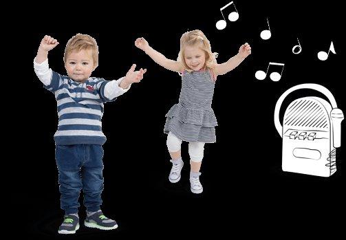 (real.de) Gratis ca. 48 Kinderlieder zum Downloaden mit Liedtext
