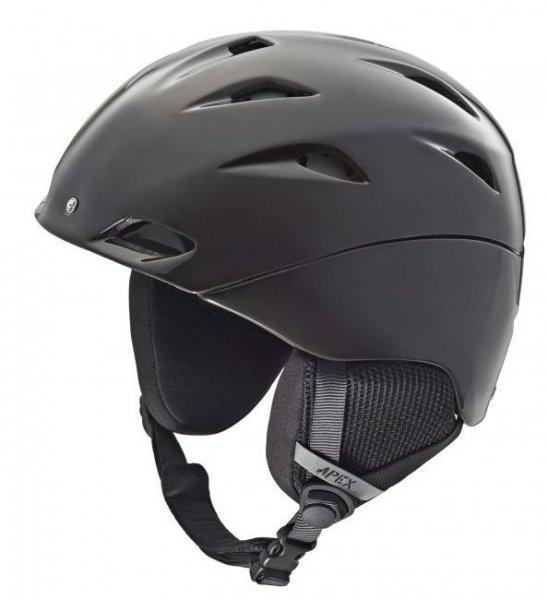 Carrera Skihelm, schwarz, 55 - 59 cm, UVP 99,95 €