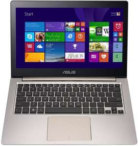 [Amazon.de] Asus UX303LB-R4060H 33,7 cm (13,3 Zoll) Notebook (Intel Core-i7 5500U, 3GHz, 8GB RAM, 128GB SSD, NVIDIA Geforce GT 940M (2GB), Win 8.1) smoky Braun